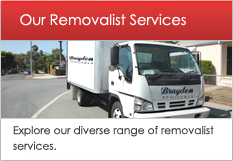 About our removalist services