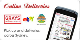 Online Deliveries